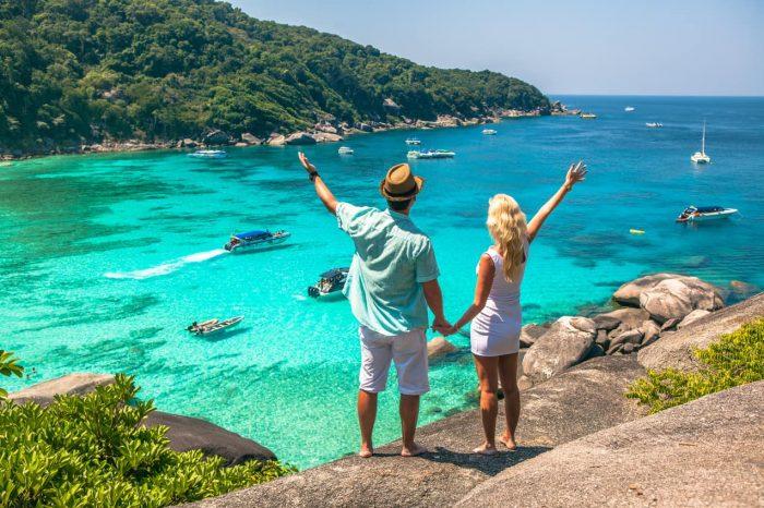 Tailândia romântica